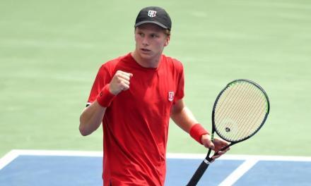 Jenson Brooksby speaks on facing Novak Djokovic at US Open