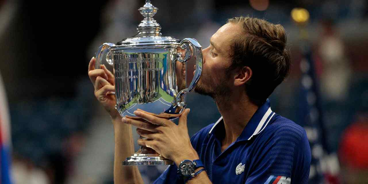 Social Media Reacts To Medvedev's US Open Triumph