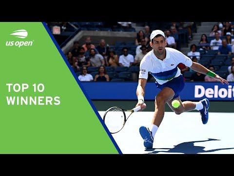 Top 10 Winners | 2021 US Open