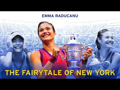 Emma Raducanu: The Fairytale of New York
