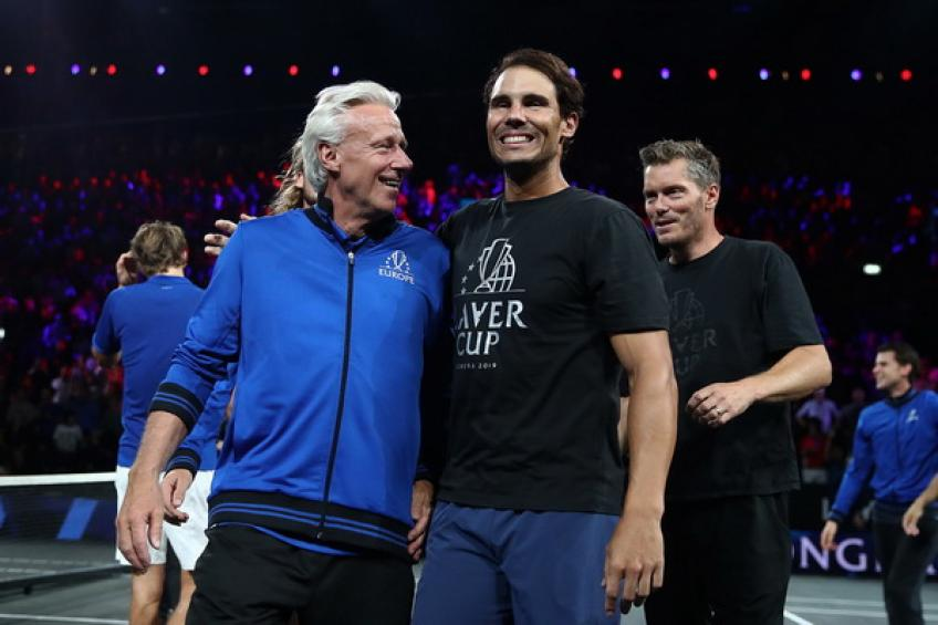 'Rafael Nadal is my dream Roland Garros rival,' says former legend