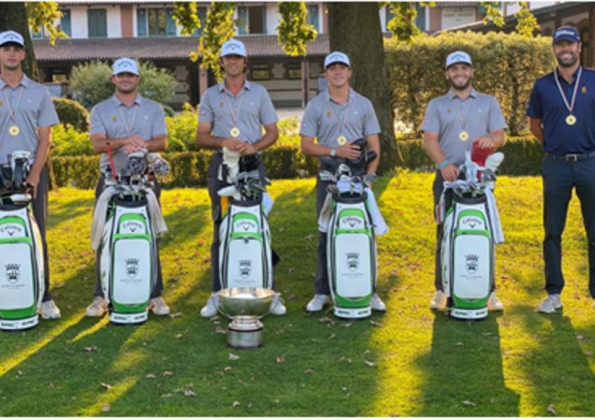 Parco di Roma won National Championship