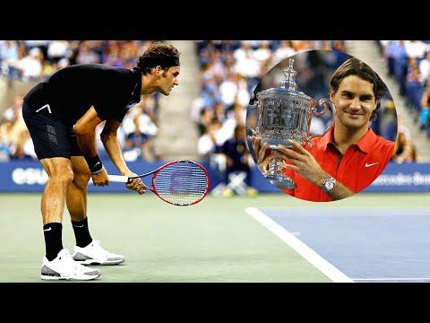 New York Misses This Man || Roger Federer Best US Open Points