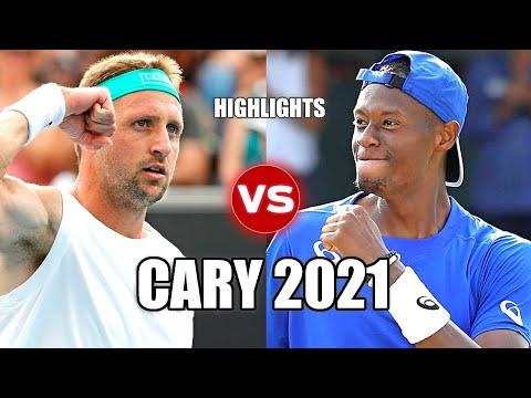 Tennys Sandgren vs Christopher Eubanks CARY 2021