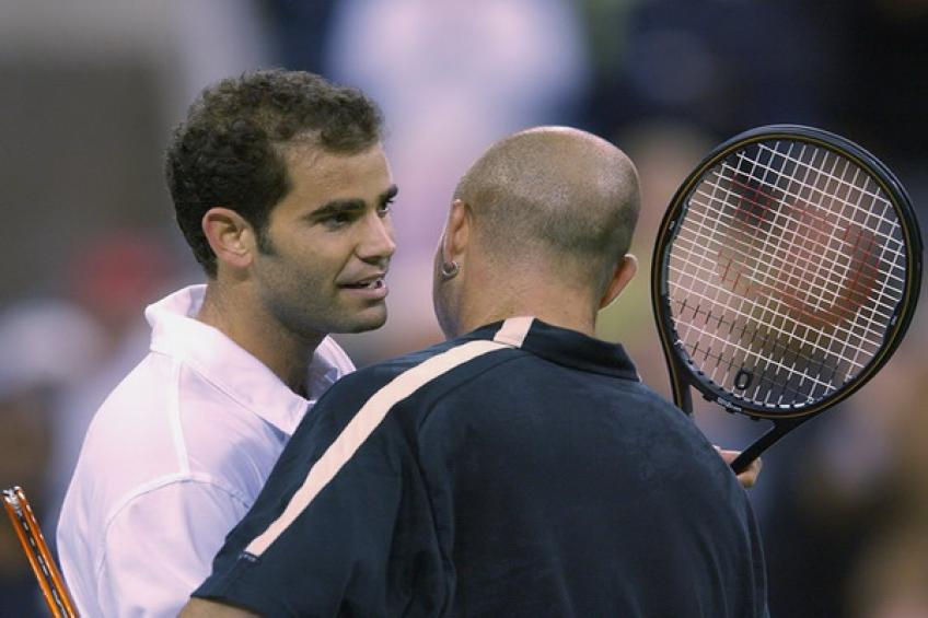 US Open Flashback: Pete Sampras edges Andre Agassi after epic encounter