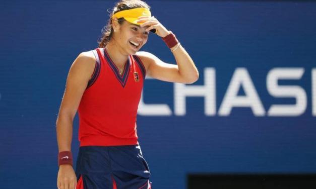 Emma Raducanu explains how she won US Open as qualifier