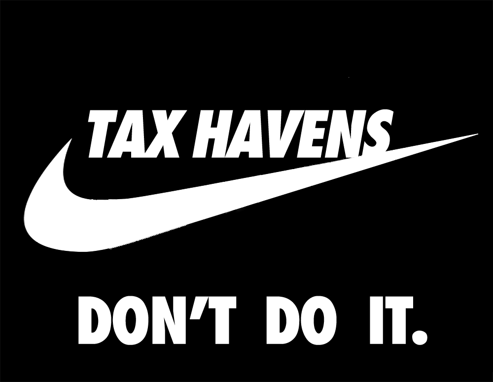 tax avoidance nike just