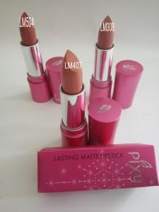 lipstik matte pixy
