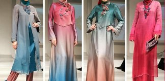 Jenis Busana Muslim Sebagai Fashion Muslimah Di Indonesia