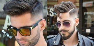 Gaya Rambut Untuk Pria