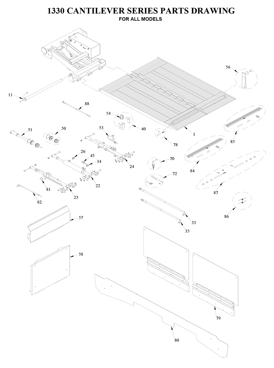 Truck Lift Gate Wiring Diagram