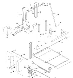 liftgate diagrams tommy gate liftgate parts diagrams shop ite snow way plow wiring harness tommy gate wiring diagram [ 987 x 1200 Pixel ]