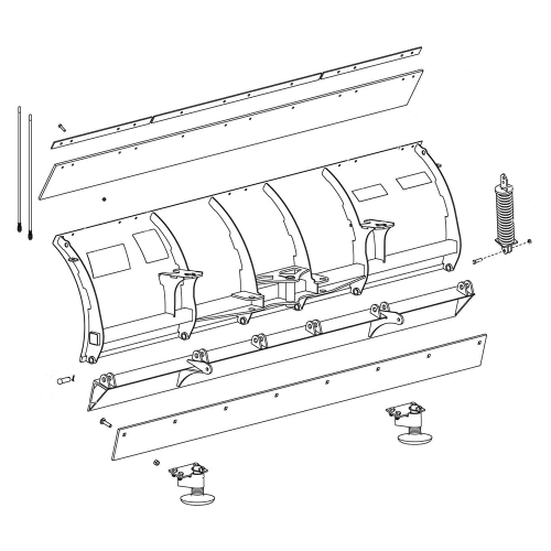 small resolution of fisher ht series straight blade diagram