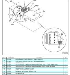 mtu glr 3 4 hydraulic power pack diagram [ 1057 x 1400 Pixel ]