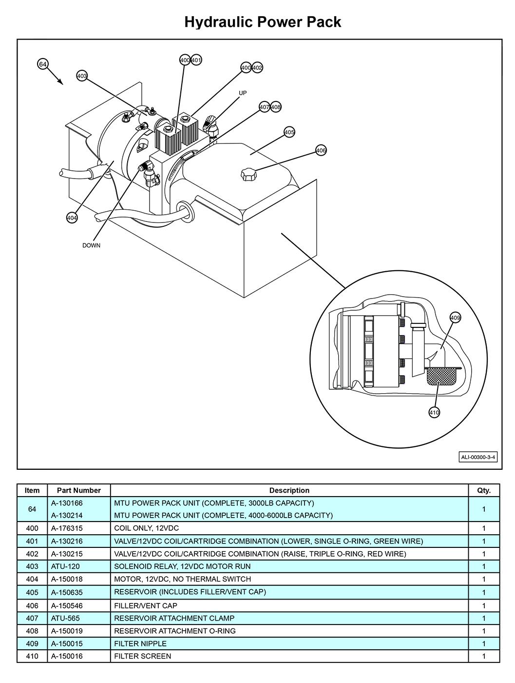 hight resolution of mtu glr 3 4 hydraulic power pack diagram