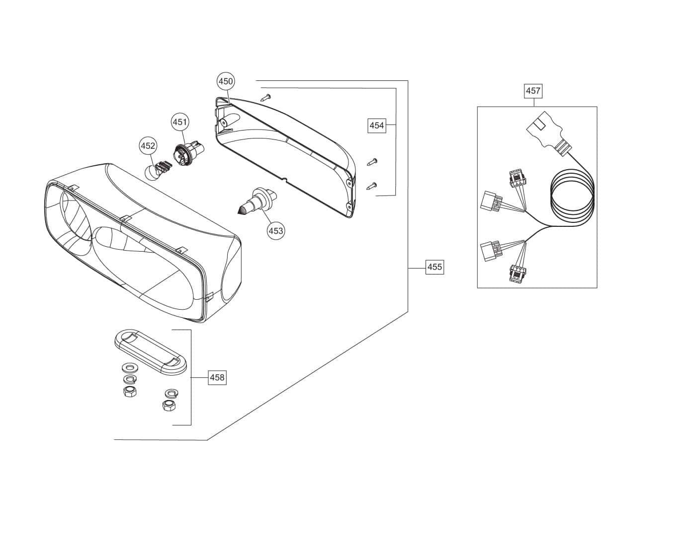 western 1000 salt spreader wiring diagram 2006 ford f150 parts henderson fisher plow