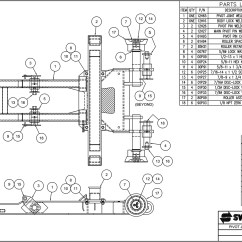Pivot Joint Diagram Rockford Fosgate Capacitor Wiring Swaploader Sl 185 Sub Assembly Iteparts