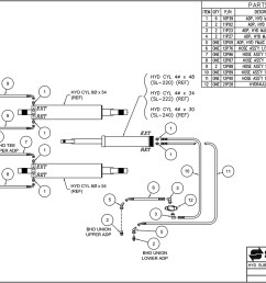 sl 220 222 240 hydraulic sub assembly base cylinder circuit diagram [ 1200 x 853 Pixel ]