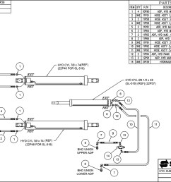sl 518 hydraulic sub assembly base cylinder circuit diagram [ 1300 x 930 Pixel ]