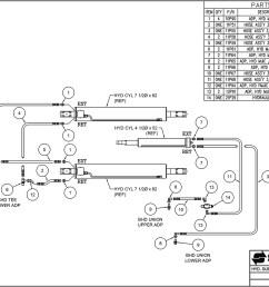sl 650 hydraulic sub assembly base cylinder circuit diagram [ 1300 x 924 Pixel ]