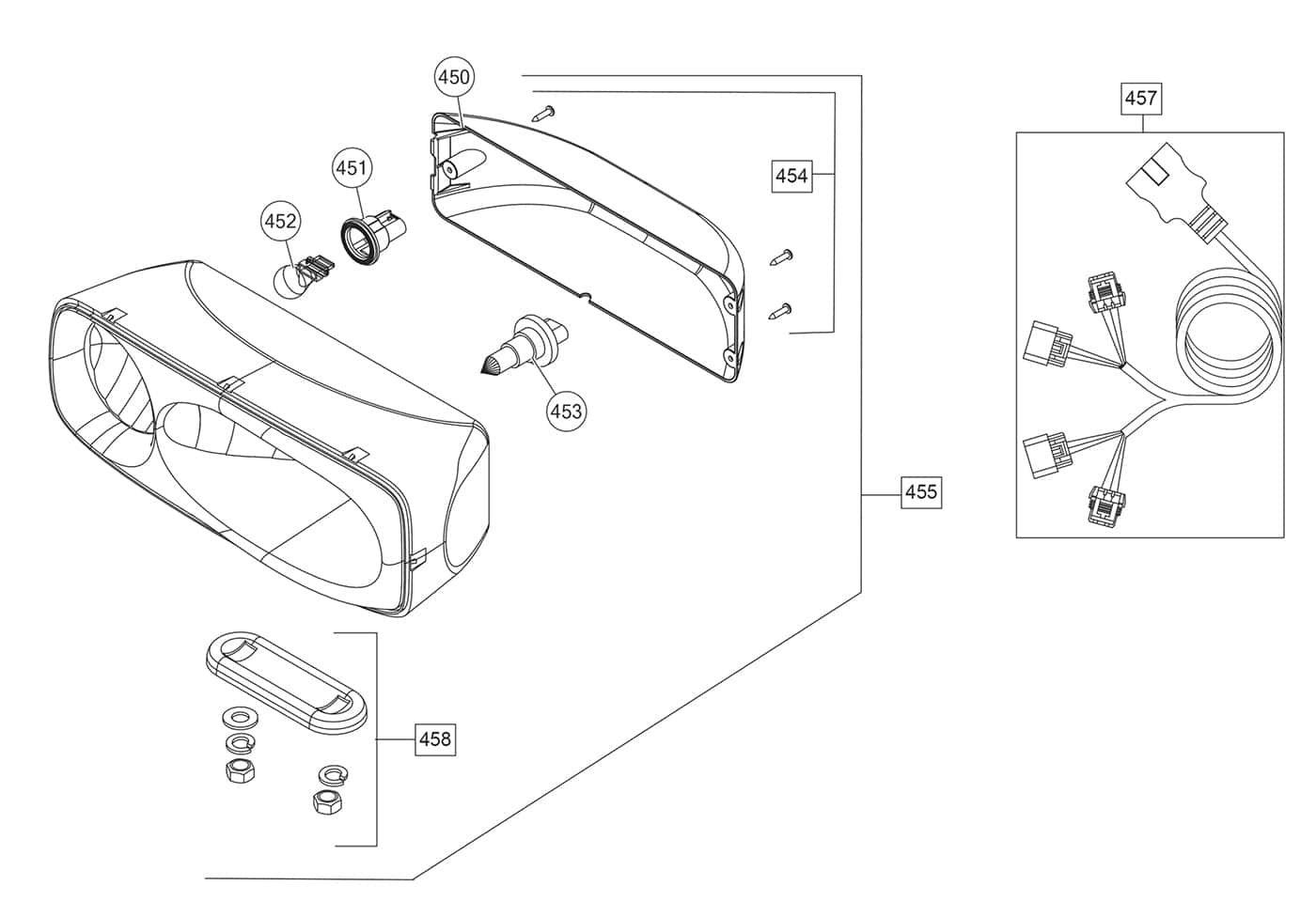 hight resolution of vanner series 20 1000t remote switch wiring diagram 51 snowdogg wiring harness lights ex85 snow dog