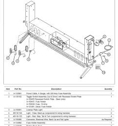 la electrical system diagram [ 1093 x 1400 Pixel ]