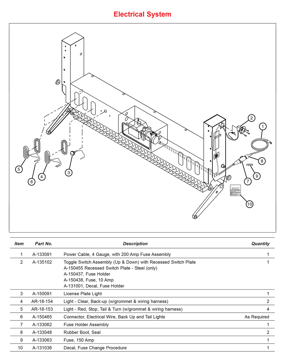 hight resolution of la electrical system diagram