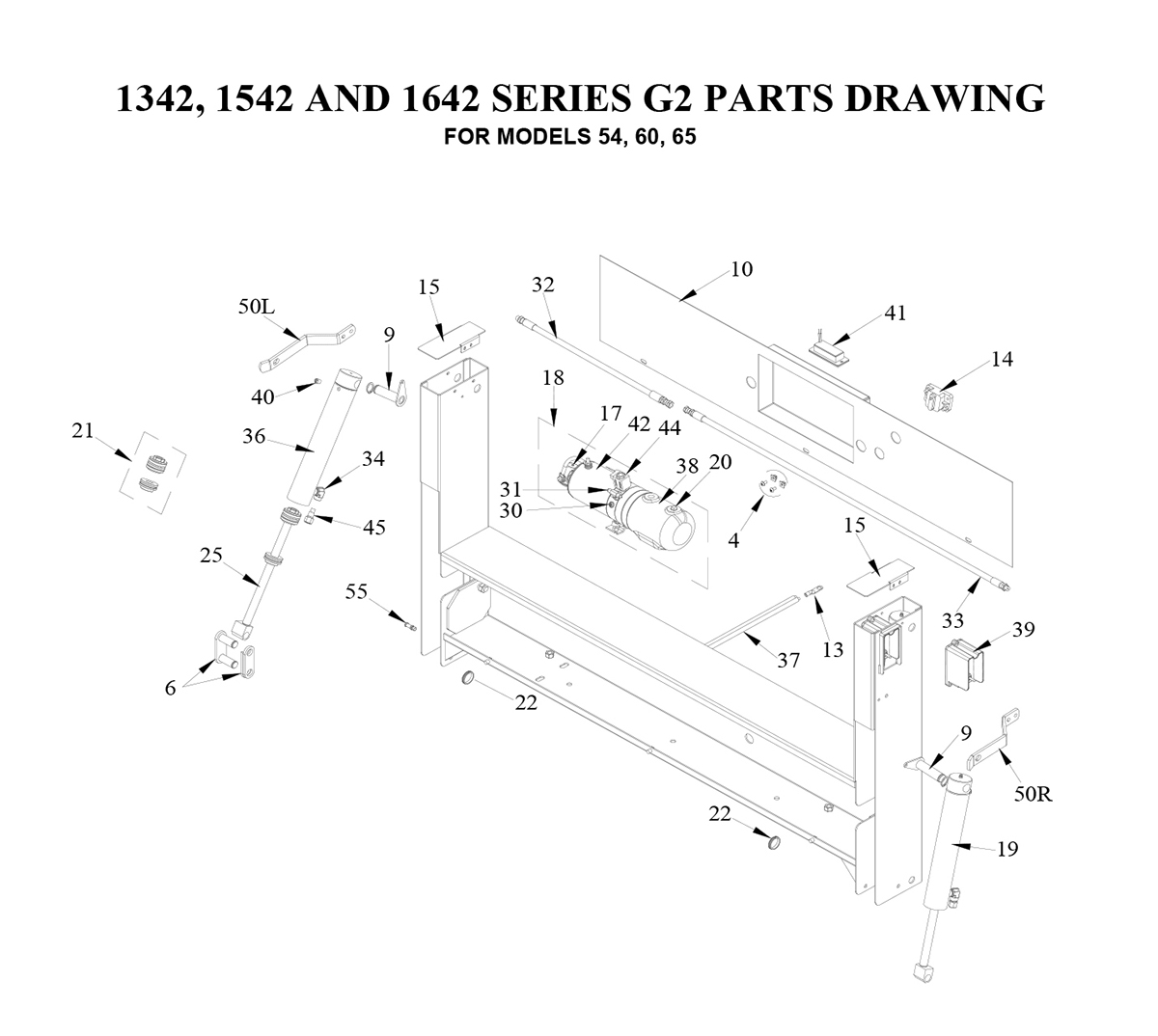 gb pickup wiring diagram electron dot for s liftgate diagrams tommy gate parts shop ite g2 42 1 of 2 service body
