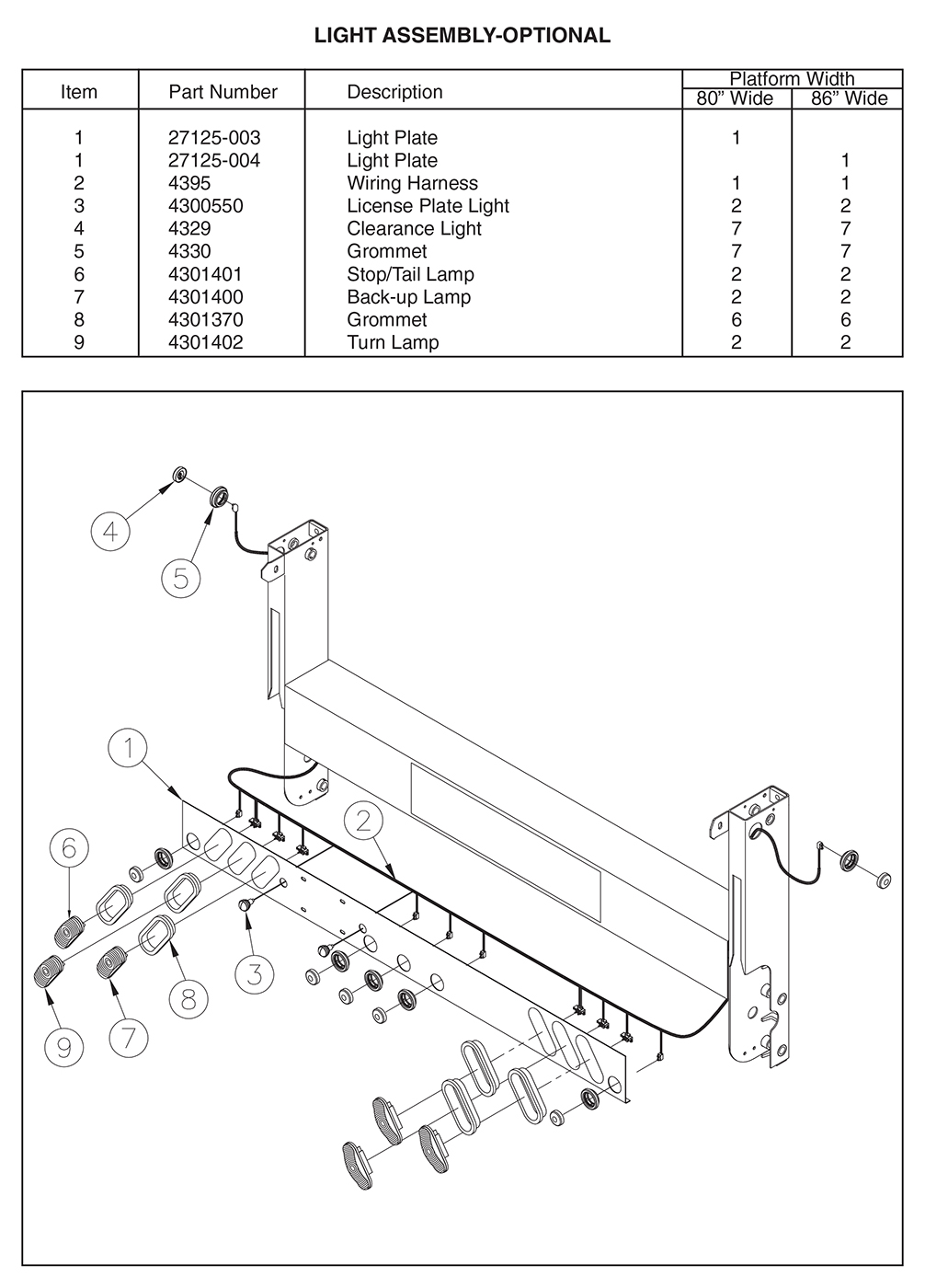 Hydraulic Dump Trailer Battery Wiring Diagram