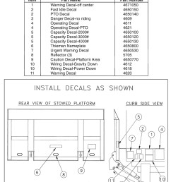 iteparts com intercon truck equipment online store genie garage door opener wiring schematic thieman lift gate wiring diagram [ 1010 x 1296 Pixel ]