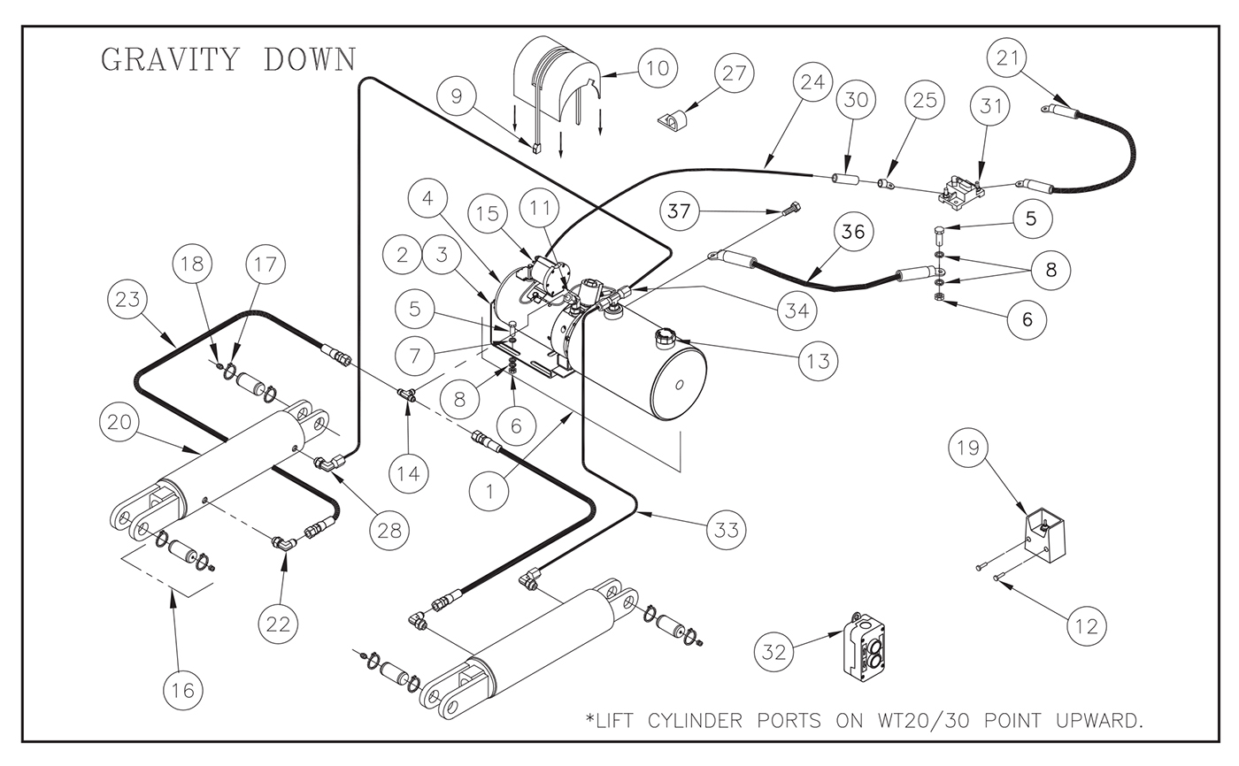 Thieman Liftgate Wiring Diagram Free Download • Oasis-dl.co