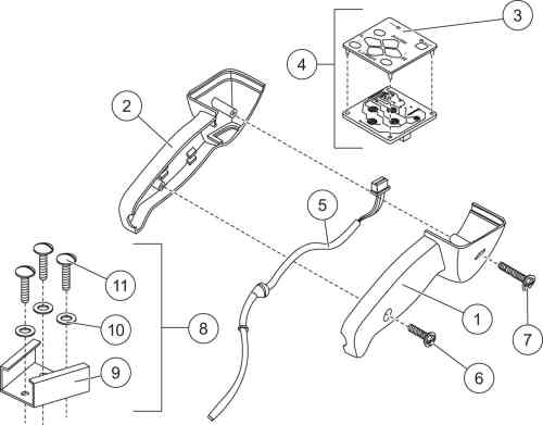 small resolution of xv2 fish stik hand held control diagram
