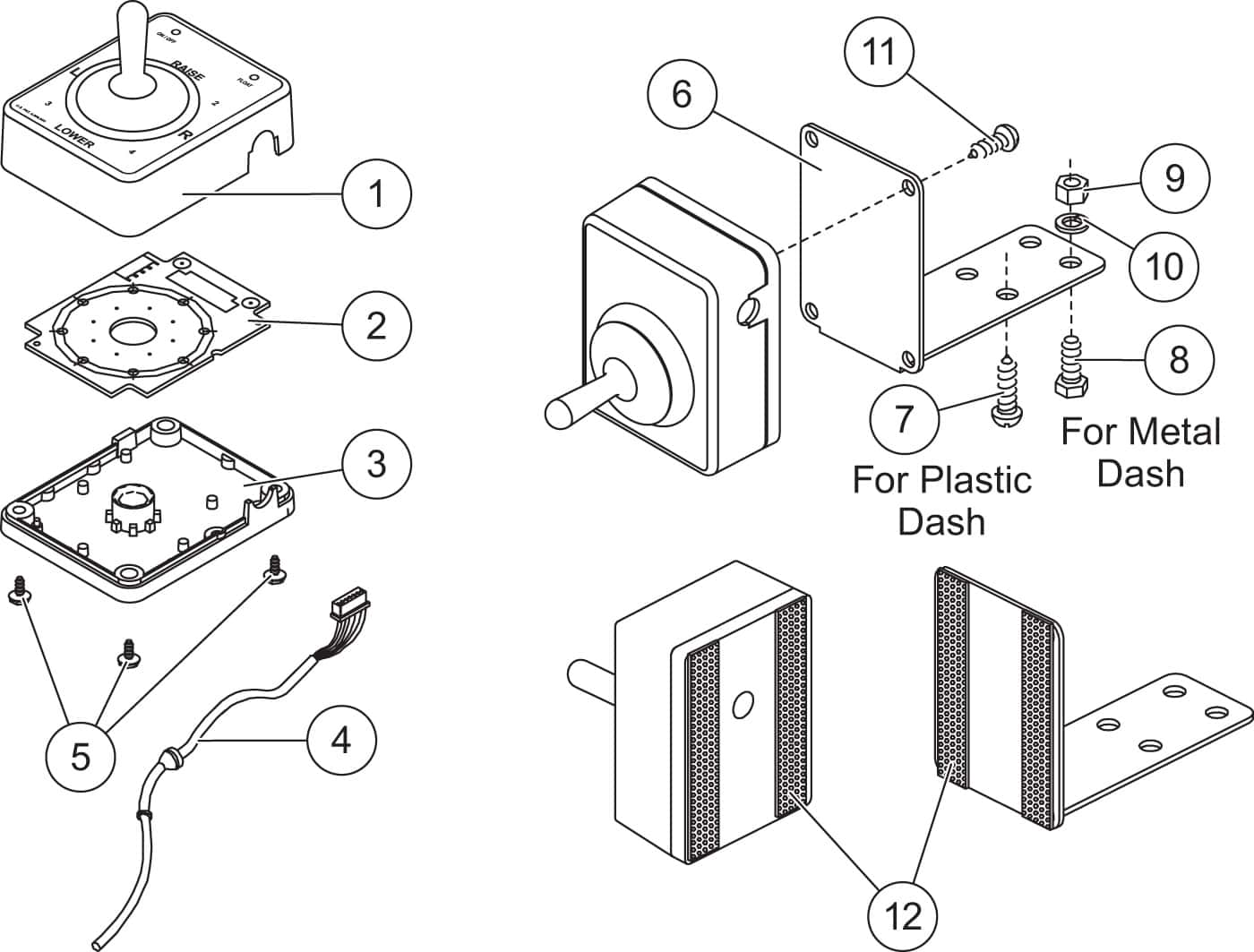 Fisher Plow Relay Diagram