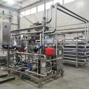 Пастеризационно-охладительные установки (ПОУ)
