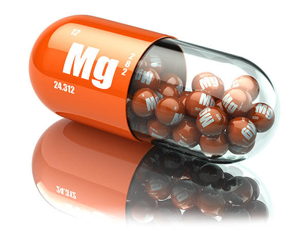 Magnesium supplements and testosterone
