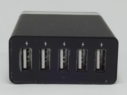 Inatech 5-Port Desktop USB Charger 本体