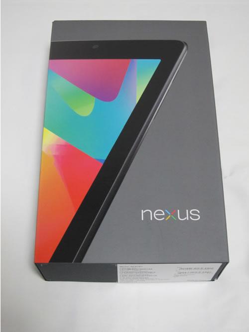 Google Nexus 7 箱