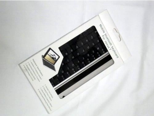Mobile bluetooth keyboard for Nexus 7 購入時