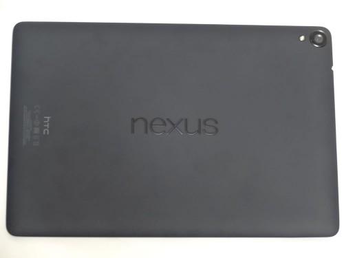 Nexus 9 本体