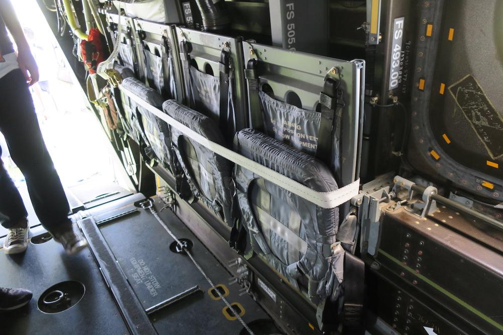 Osprey(オスプレイ)トループシート