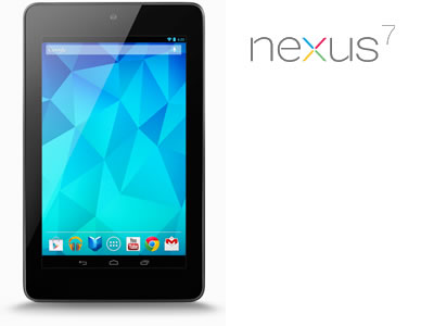 nexus7 イメージ