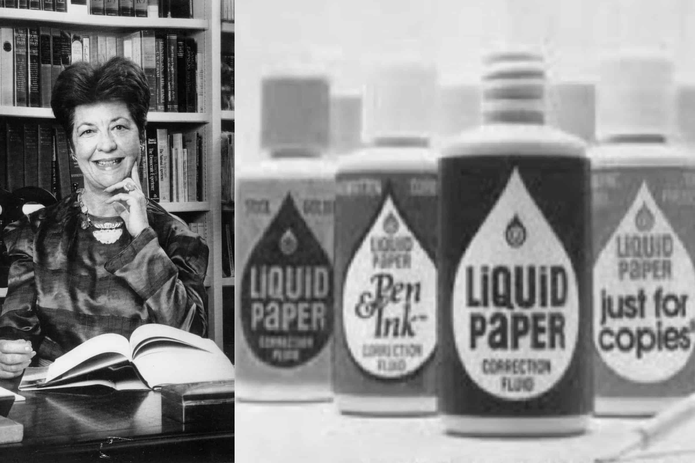 Bette Nesmith Graham First Liquid Paper | ITEX 2020