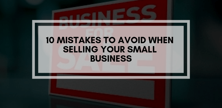 Sell Your business exit strategy