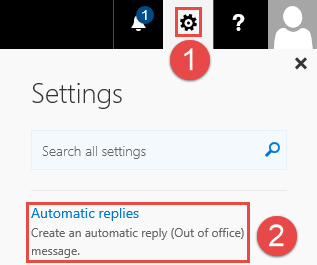 Enable Out of Office Shared Mailbox - Shared Mailbox OoF