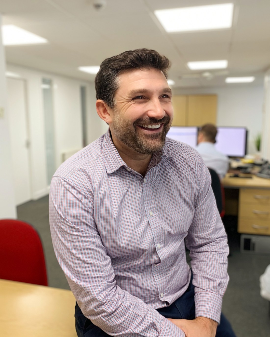 Robert | IT Foundations | Edinburgh | Business IT Support | Consultancy Services | Cyber Security