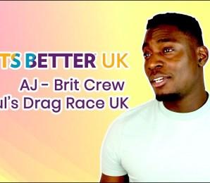 AJ (RuPaul's Drag Race UK's Pit Crew)
