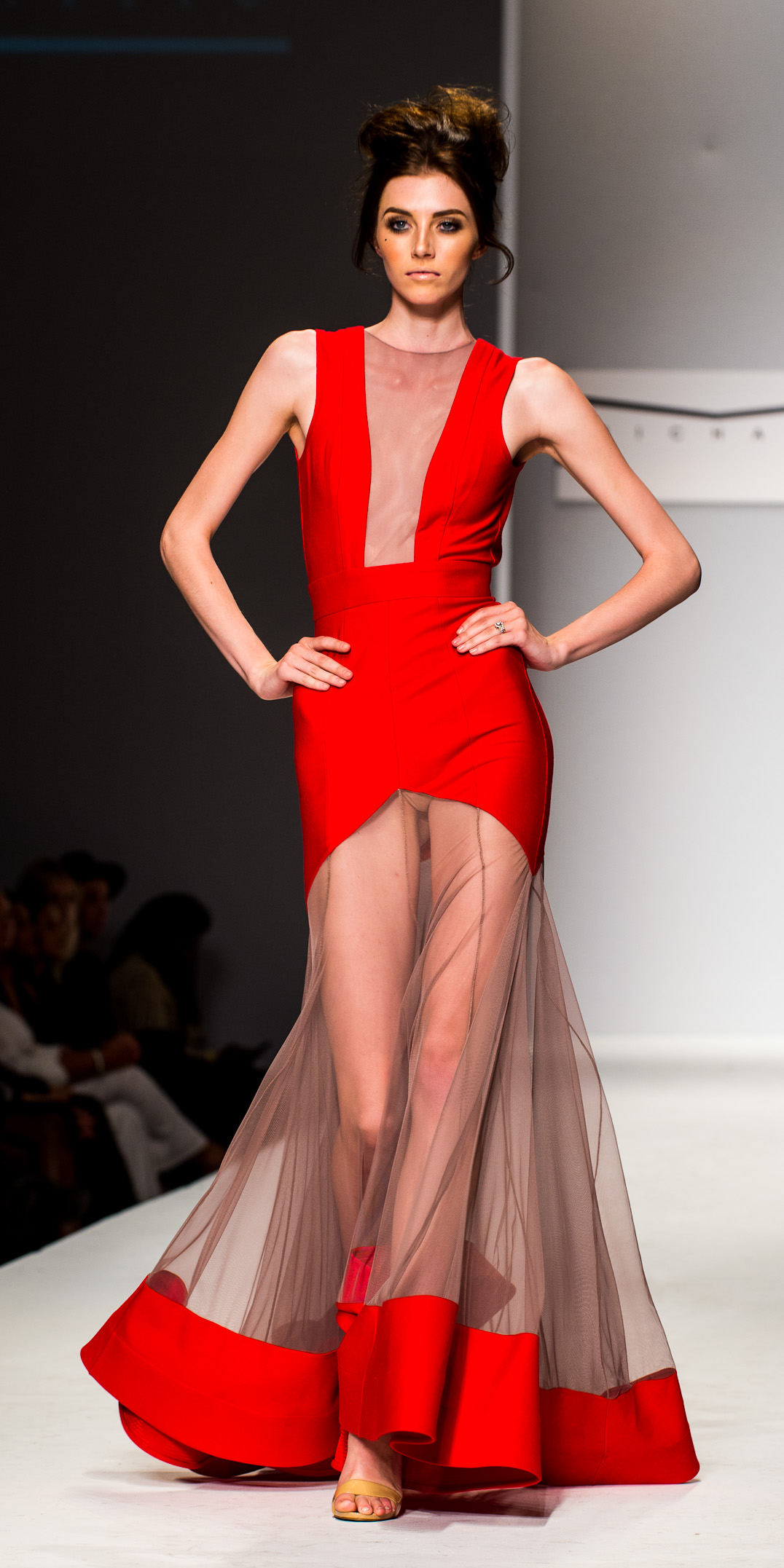 Celebrity Designer Michael Costello Stunned the Audience at Style Fashion Week LA  IT GIRL STYLES