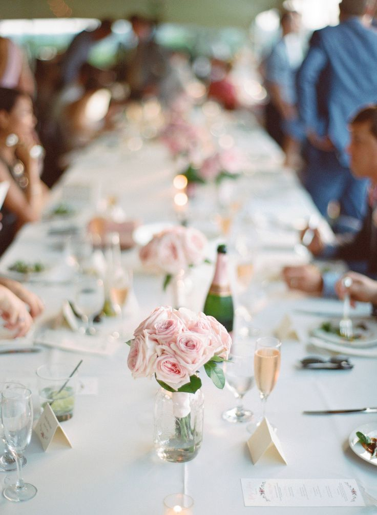 Blush wedding at a private estate  It Girl Weddings