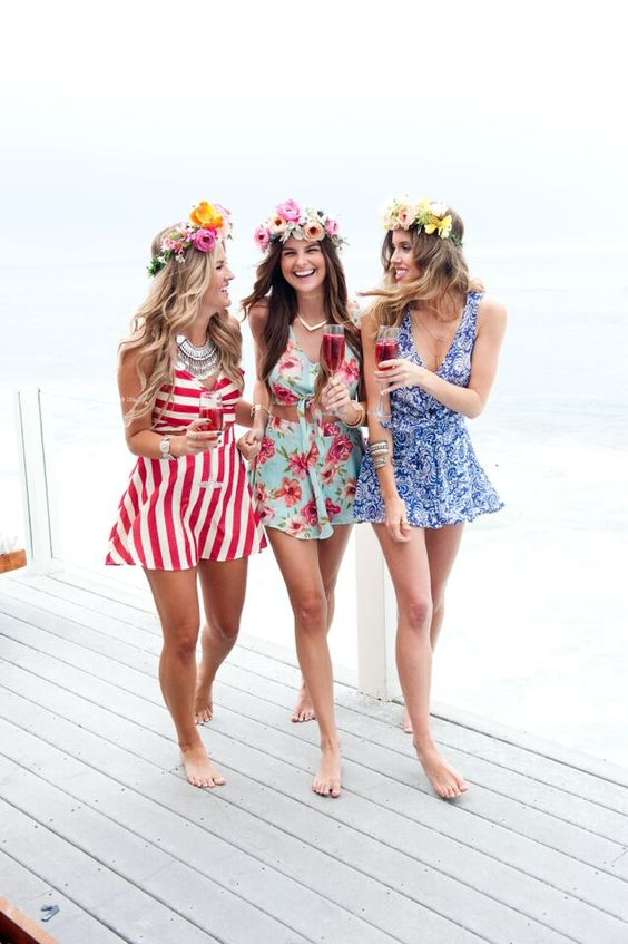 Essentials for a bachelorette party  It Girl Weddings