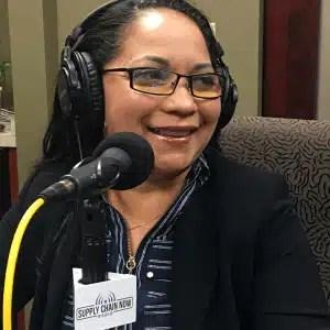 Tania Allen on Supply Chain Now Radio